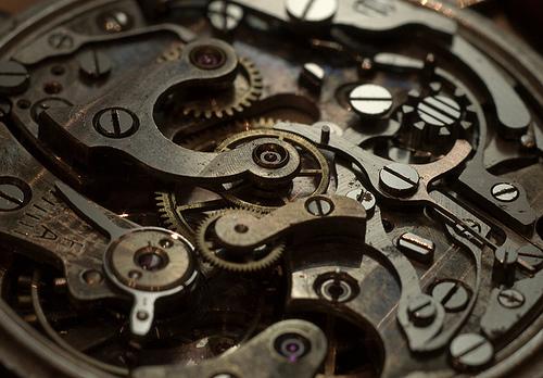 mechanics-clock